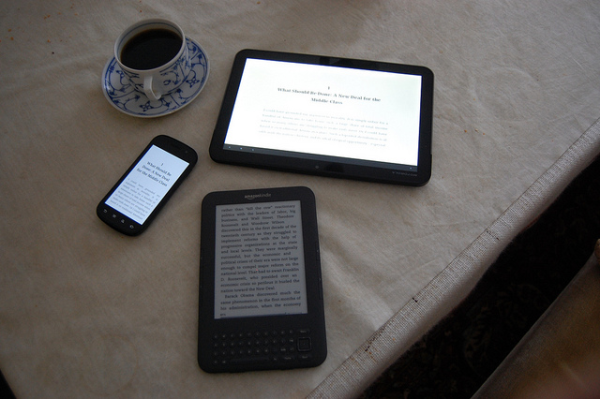 kindle format epub pdf reader